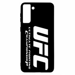 Чохол для Samsung S21+ UFC