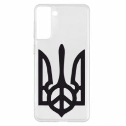 Чохол для Samsung S21+ Ukraine Peace