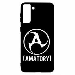 Чохол для Samsung S21 Ultra Amatory