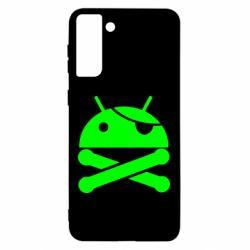 Чохол для Samsung S21 Ultra Pirate Android