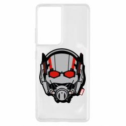 Чехол для Samsung S21 Ultra Ant Man marvel