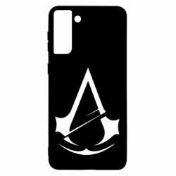 Чохол для Samsung S21 Ultra Assassins Creed Logo
