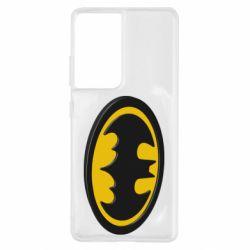Чохол для Samsung S21 Ultra Batman 3D