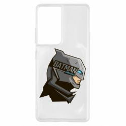 Чохол для Samsung S21 Ultra Batman Armoured