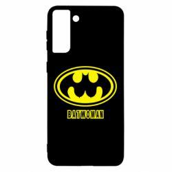 Чохол для Samsung S21 Ultra Batwoman