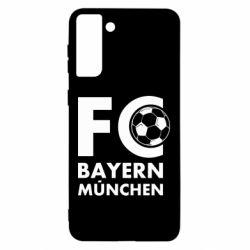 Чохол для Samsung S21 Ultra Баварія Мюнхен