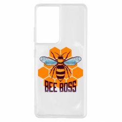 Чехол для Samsung S21 Ultra Bee Boss