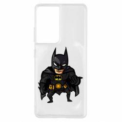 Чохол для Samsung S21 Ultra Бетмен Арт