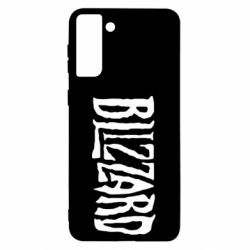 Чохол для Samsung S21 Ultra Blizzard Logo
