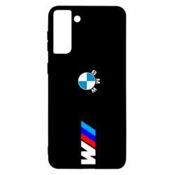 Чохол для Samsung S21 Ultra BMW M