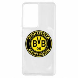 Чохол для Samsung S21 Ultra Borussia Dortmund