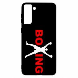 Чохол для Samsung S21 Ultra BoXing X