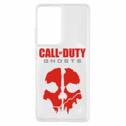 Чохол для Samsung S21 Ultra Call of Duty Ghosts