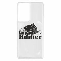 Чохол для Samsung S21 Ultra Carp Hunter