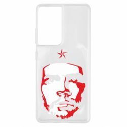 Чохол для Samsung S21 Ultra Che Guevara face