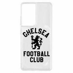 Чохол для Samsung S21 Ultra Chelsea Football Club