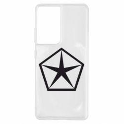 Чохол для Samsung S21 Ultra Chrysler Star