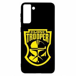Чохол для Samsung S21 Ultra Clone Trooper