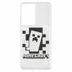 Чохол для Samsung S21 Ultra Color Minecraft