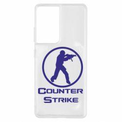 Чохол для Samsung S21 Ultra Counter Strike