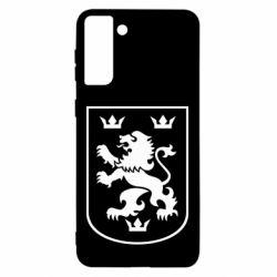Чехол для Samsung S21 Ultra Division Galician