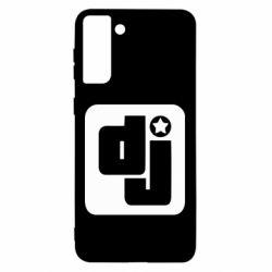 Чохол для Samsung S21 Ultra DJ star