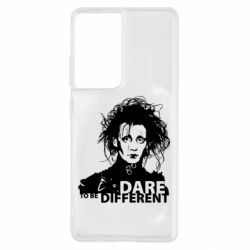 Чохол для Samsung S21 Ultra Edward Scissorhands