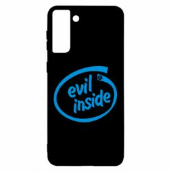 Чохол для Samsung S21 Ultra Evil Inside