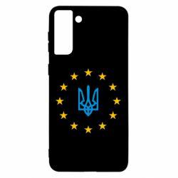 Чохол для Samsung S21 Ultra ЕвроУкраїна