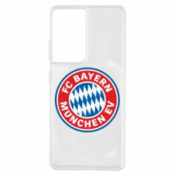Чохол для Samsung S21 Ultra FC Bayern Munchen