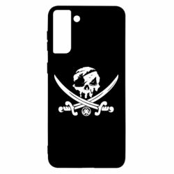 Чохол для Samsung S21 Ultra Flag pirate