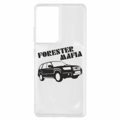 Чехол для Samsung S21 Ultra Forester Mafia