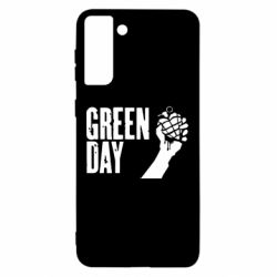 "Чохол для Samsung S21 Ultra Green Day "" American Idiot"