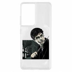 Чехол для Samsung S21 Ultra Harry Potter