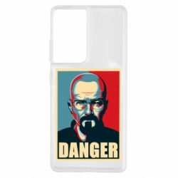 Чохол для Samsung S21 Ultra Heisenberg Danger