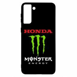 Чохол для Samsung S21 Ultra Honda Monster Energy