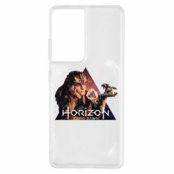 Чохол для Samsung S21 Ultra Horizon Zero Dawn