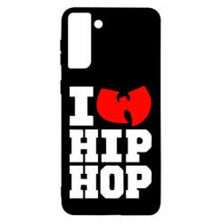 Чохол для Samsung S21 Ultra I love Hip-hop Wu-Tang