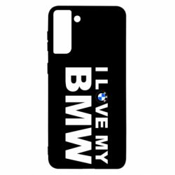 Чохол для Samsung S21 Ultra I love my BMW