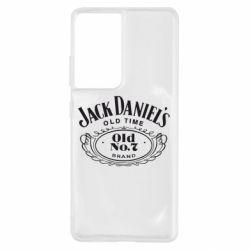 Чехол для Samsung S21 Ultra Jack Daniel's Old Time