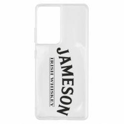 Чехол для Samsung S21 Ultra Jameson