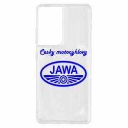 Чохол для Samsung S21 Ultra Java Cesky Motocyclovy