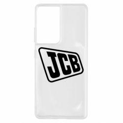 Чохол для Samsung S21 Ultra JCB