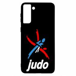 Чохол для Samsung S21 Ultra Judo Logo