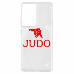 Чехол для Samsung S21 Ultra Judo