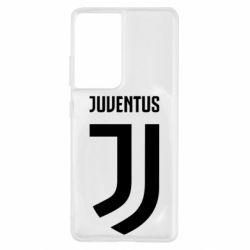 Чехол для Samsung S21 Ultra Juventus Logo