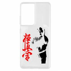 Чохол для Samsung S21 Ultra Kyokushin Kanku Master