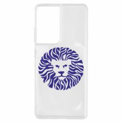 Чохол для Samsung S21 Ultra лев