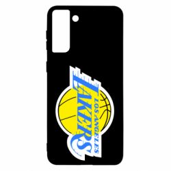 Чохол для Samsung S21 Ultra Los Angeles Lakers