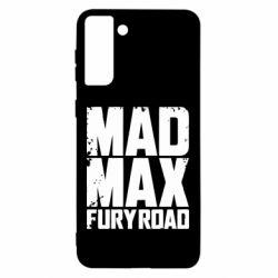 Чехол для Samsung S21 Ultra MadMax